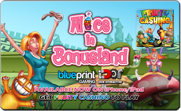 Alice in Bonusland for iPad, iPhone and iPod touch