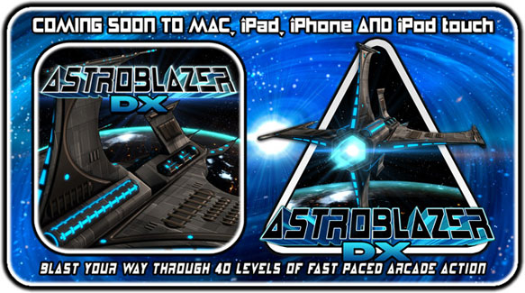 Astroblazer for Mac, iPad and iPhone
