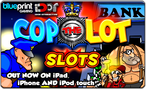 Cop The Lot Slots for iPad, iPhone and iPod touch