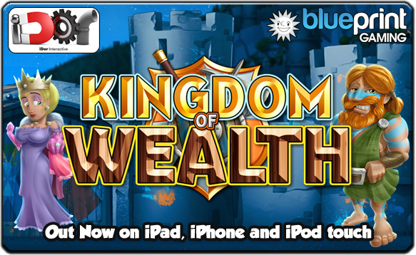 Kingdom of Wealth for iPad, iPhone and iPod touch
