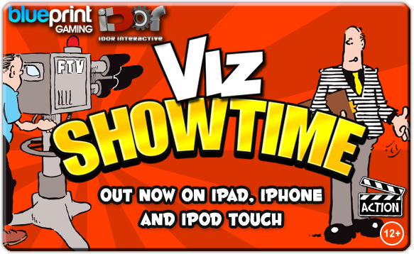 VIZ Showtime for iPad, iPhone and iPod touch
